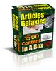 Thumbnail *NEW* 2100 PLR Articles