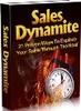 Thumbnail *NEW!* Sales Dynamite Ebook