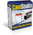 Thumbnail CamStudio Internet Marketing Version - PLR Software