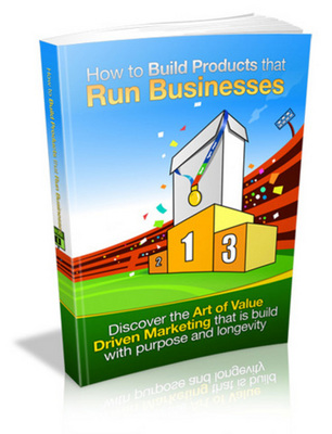 Product picture *new!* How To Build Products That Run Businesses