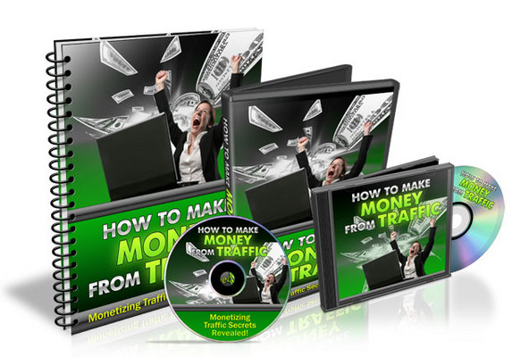 Product picture *NEW!* How To Make Money From Traffic - For Beginners