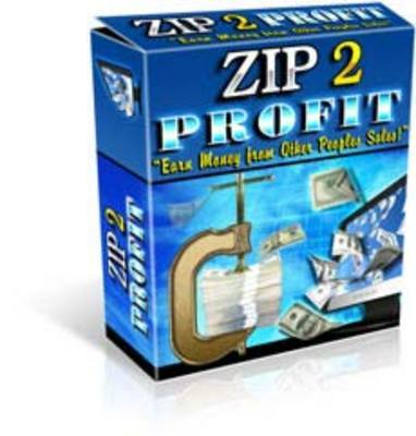 Product picture *new!* Zip To Profit With Master Resale Rights