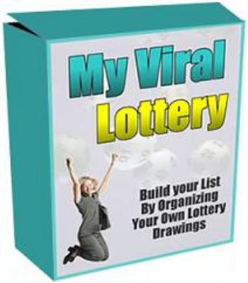 Product picture Run Your Own Lottery Site And Skyrocket your List