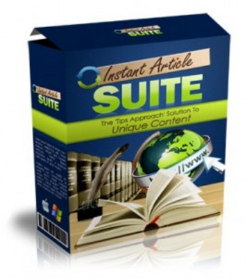 Product picture *NEW!*  Instant Article Suite