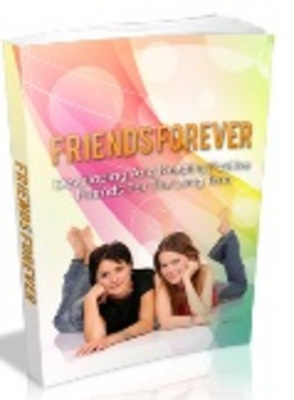 Product picture *NEW!* Friends Forever ebook
