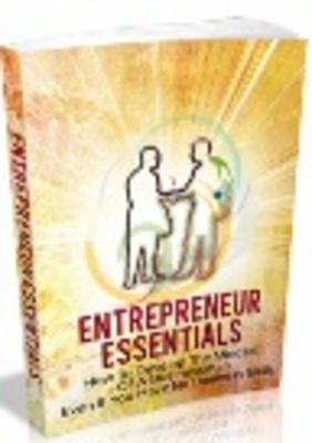 Product picture *NEW!* Entrepreneur Essentials ebook