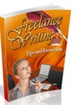 Product picture *NEW!* Freelance Writing