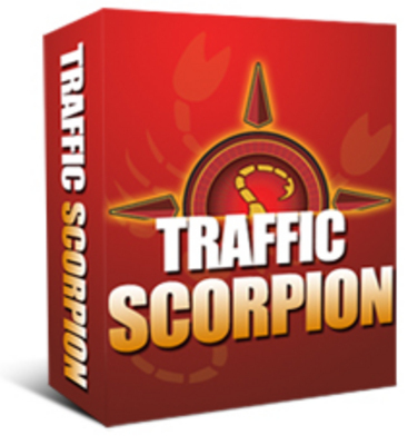 Product picture *NEW*Traffic Scorpion Traffic Generation Script With MRR